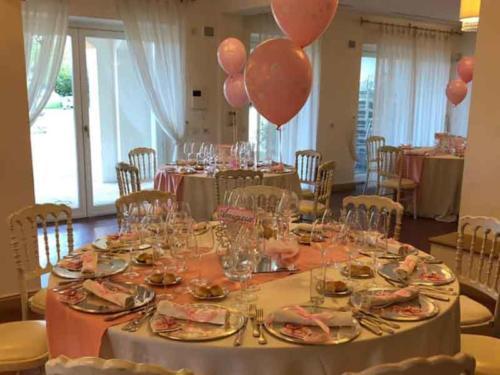 tenuta nibea location festa per bambini roma